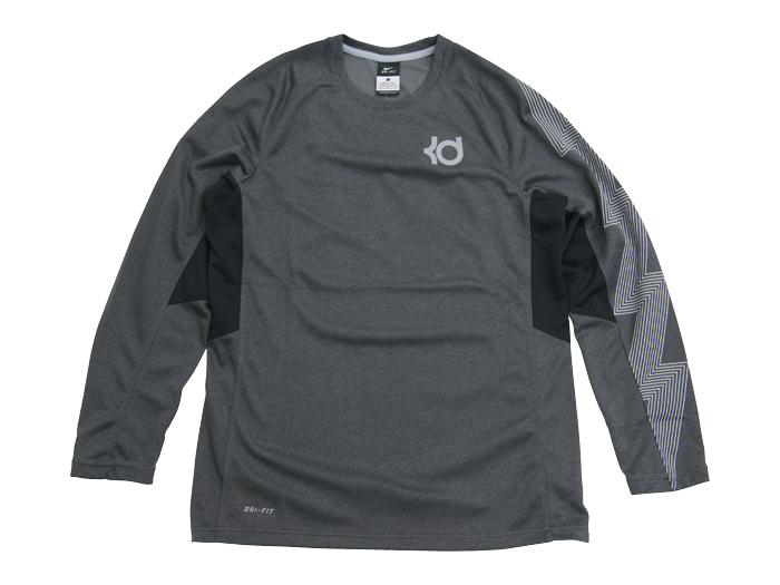 NIKE KD THREE FIVE PERF LS THERMAL