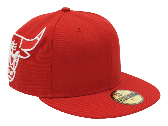 NEW ERA 59FIFTY Big Side シカゴ・ブルズ