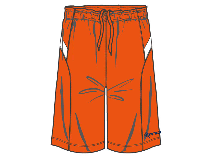 AND1 GAME MICRO MESH SHORT