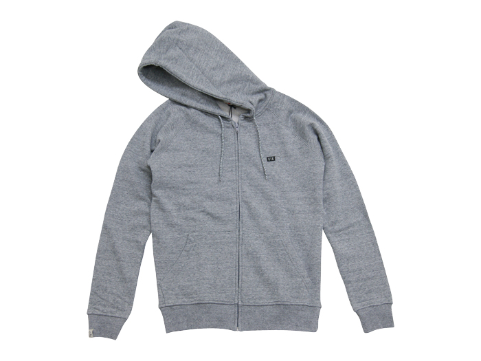 K1X authentic zipper hoody