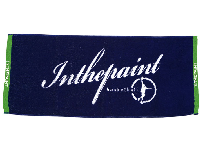 In The Paint JACQUARD TOWEL