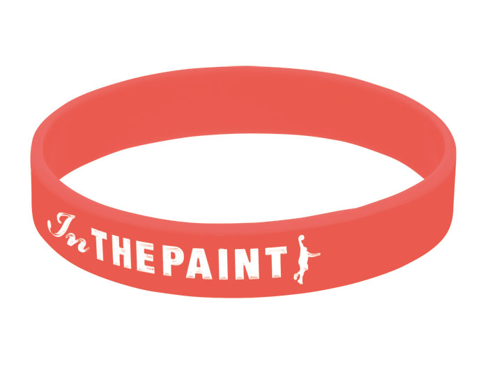 In The Paint RUBBER BAND