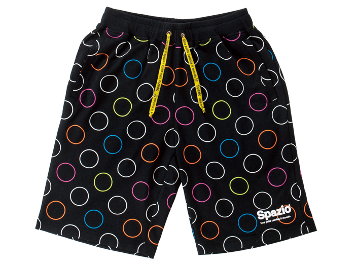 SPAZIO DOT4 SWEAT HALFPANTS