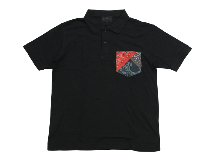 SKULLKICKS SKULL POCKET POLO