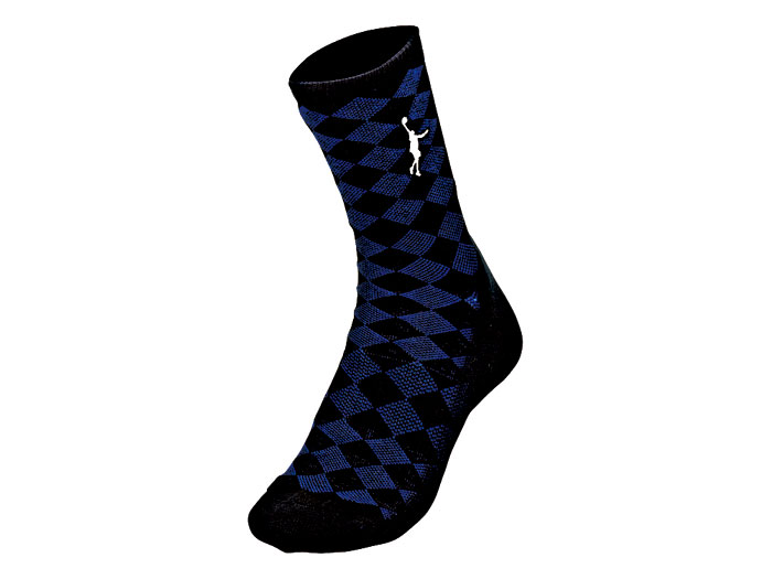 In The Paint CHEQUERED SOCKS