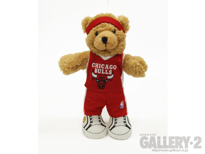 NBA Hi Topps Teddy Bear