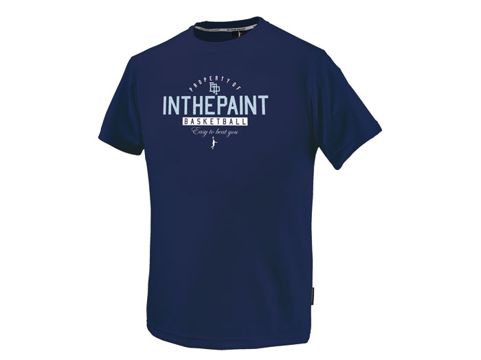 In The Paint BASIC T-SHIRTS