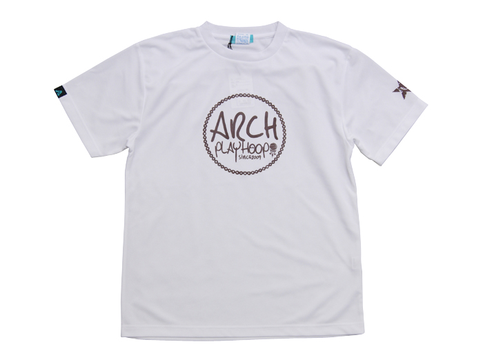 Arch Arch chain ring tee