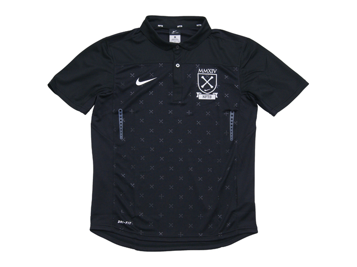 NIKE NFTB SELECT DRI-FIT S/Sポロ