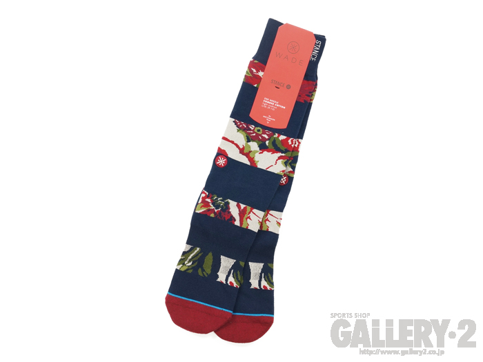STANCE SOCKS D WADE COLLECTION