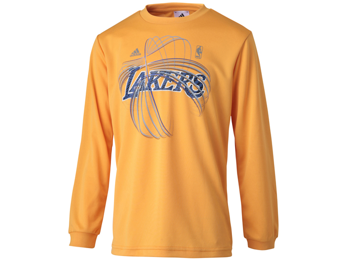 adidas NBA Team LS Tシャツ Jr