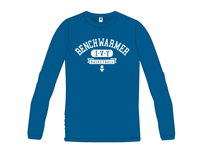 BENCHWARMER LONG SLEEVE SHIRTS