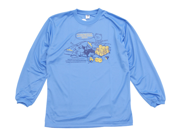BENCHWARMER LAYUPGIRL LONG SLEEVE SHIRTS