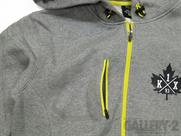 K1X core fundamental zipper hoody(詳細画像)