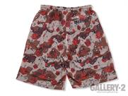 K1X desert rose mesh shorts(詳細画像)