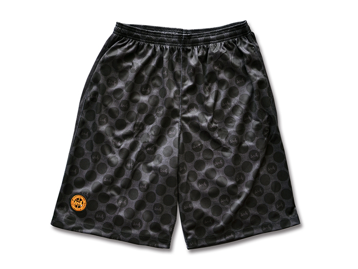 Arch Arch rope logo dot shorts
