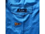 Arch Arch one side border shorts(詳細画像)