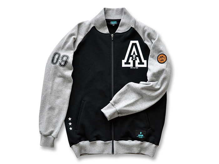 Arch Arch play hoop sweat jacket