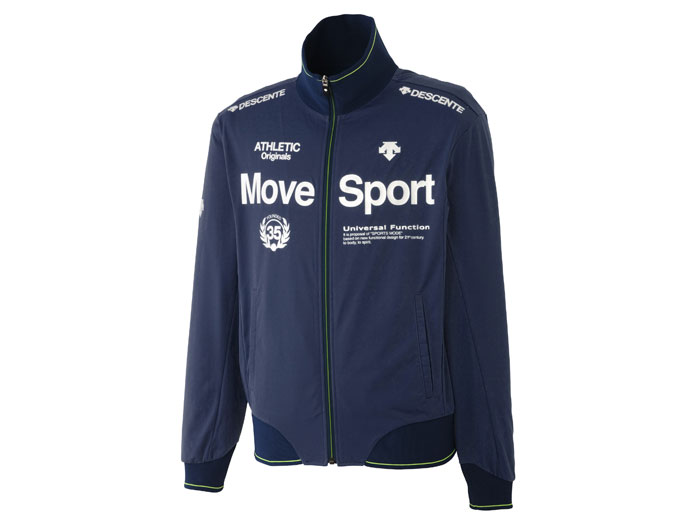DESCENTE TRAINING JACKET