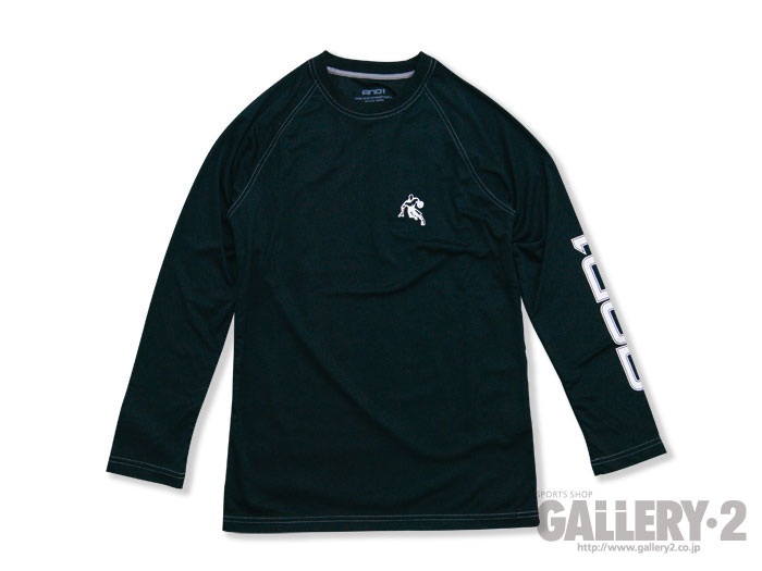 AND1 SWEAT RAGLAN LS TEE