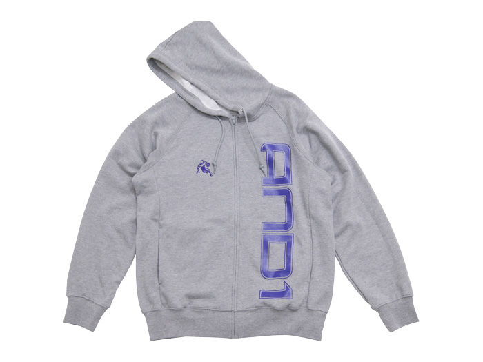 AND1 ALWAYS READY HOODY