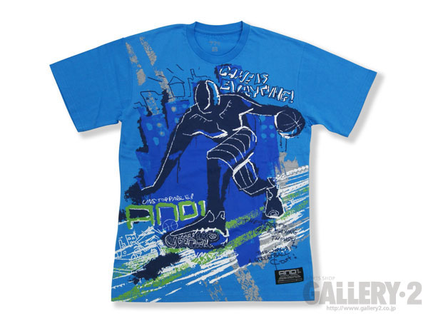 AND1 SS TEE DEETZ