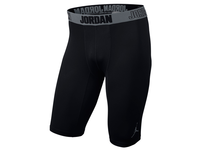 "JORDAN AIR JORDAN ALL SEASON COMPRESSION 9"" SHORTS"