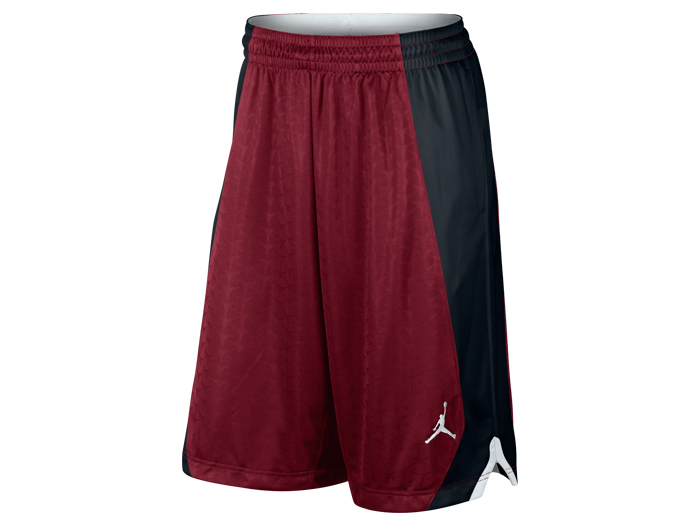 JORDAN JORDAN FLIGHT KNIT SHORTS