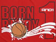 AND1 BORN LEADY PERF TEE(詳細画像)