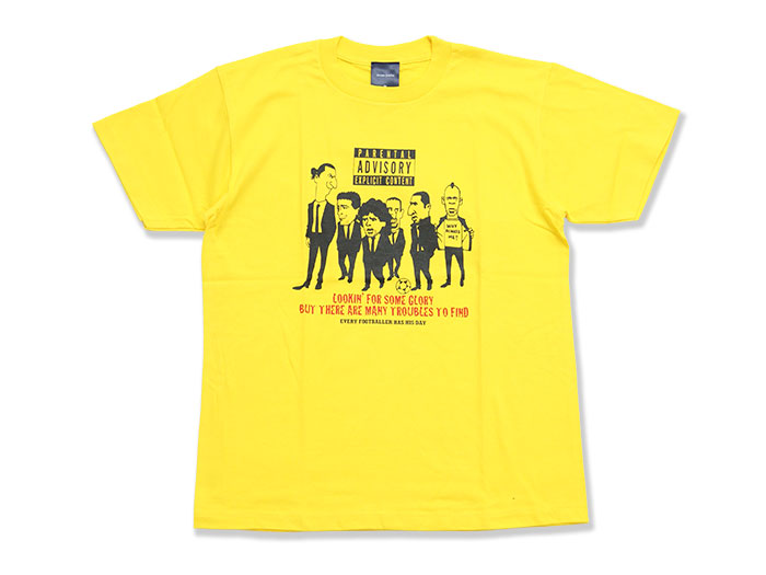 SoccerJunky BAD BOY2 半袖Tシャツ