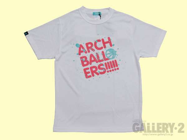 Arch Arch ballers tee