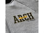 Arch Arch stitch logo sweat jacket(詳細画像)