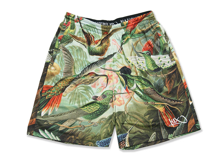 K1X Bird Gnarly Shorts