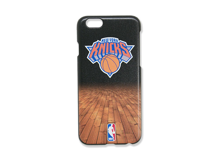 NBA iPhone6ケース KNICKS BLK
