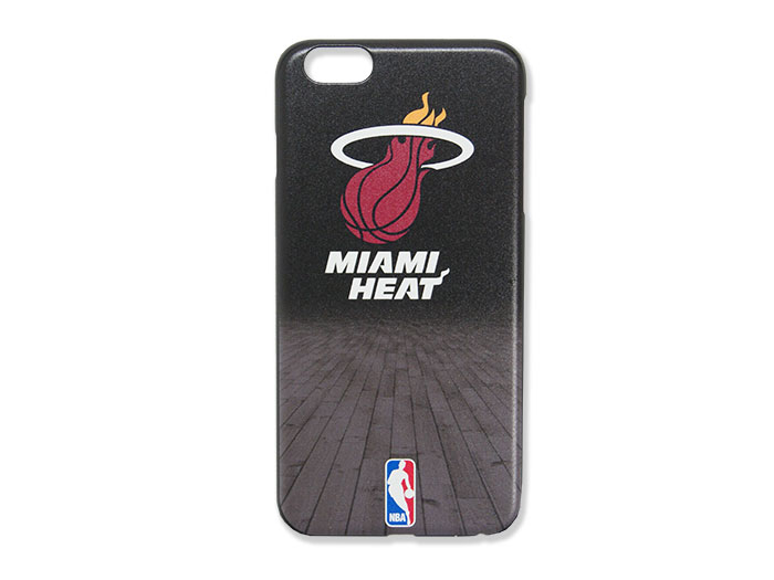 NBA iPhone6PLUSケース HEAT BLK