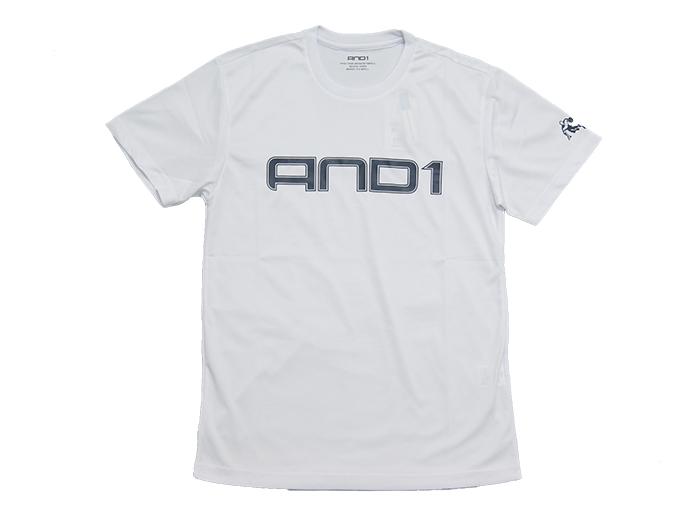 AND1 AND1 LOGO TEE
