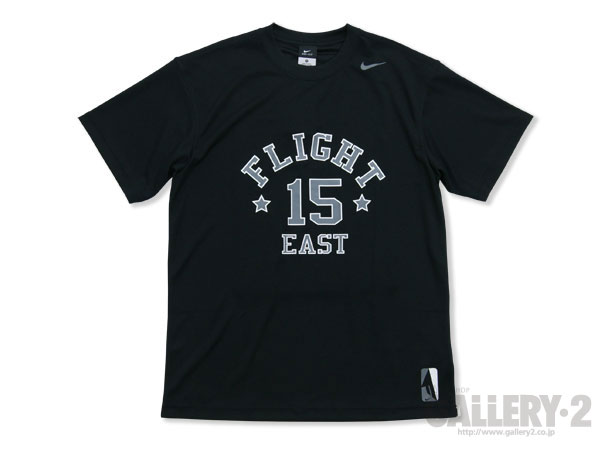 NIKE DRI-FIT フライト S/S Tシャツ