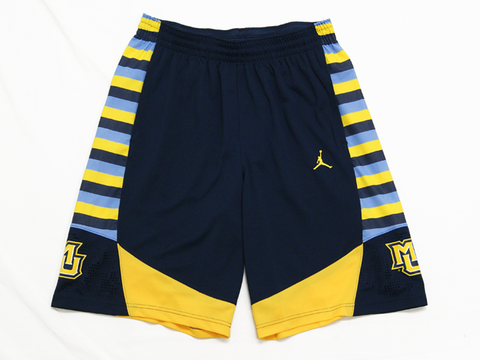 JORDAN NCAA COLLEGE REPLICA SHORTS 2016【マーケット大】