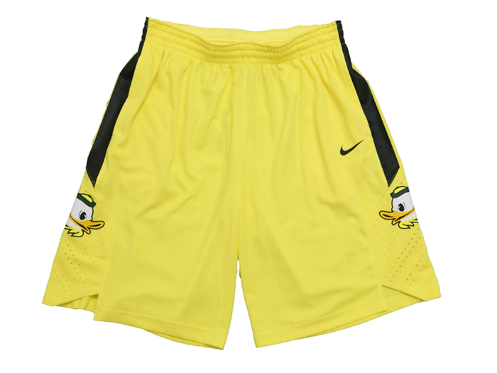 NIKE NCAA COLLEGE REPLICA SHORTS 2016【オレゴン大】