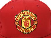 9FIFTY Manchester United マンチェスター・ユナイテッドFC レッド(詳細画像)