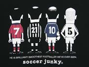 SoccerJunky MADE IN FRANCE 半袖TEE(詳細画像)