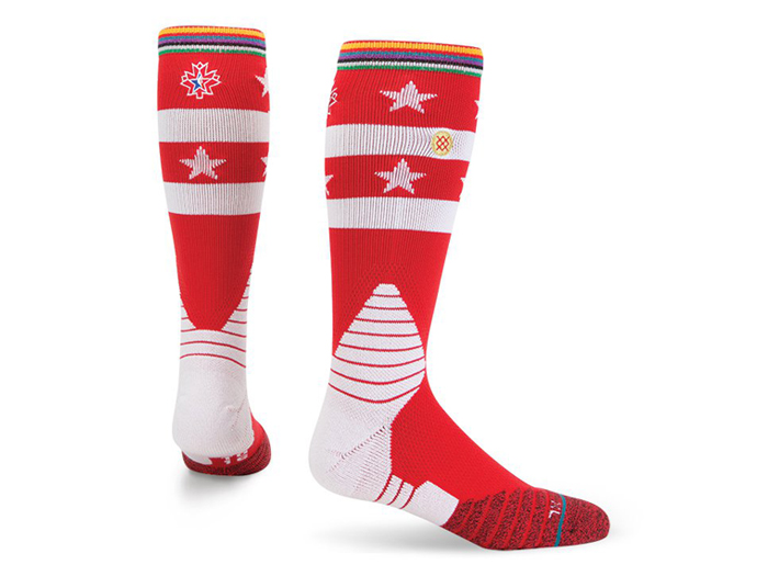 STANCE NBA ALL STAR GAME WEST CREW SOCKS