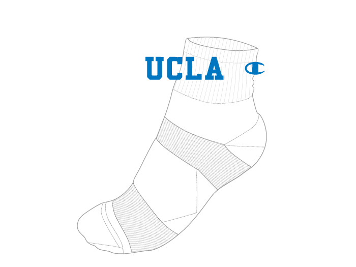 Champion UCLA GRIP SOCKS