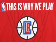 adidas THIS IS WHY WE PLAY TEE【CLIPPERS】(詳細画像)