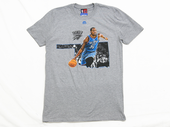 Majestic Bigger Prize Player TEE【DURANT】