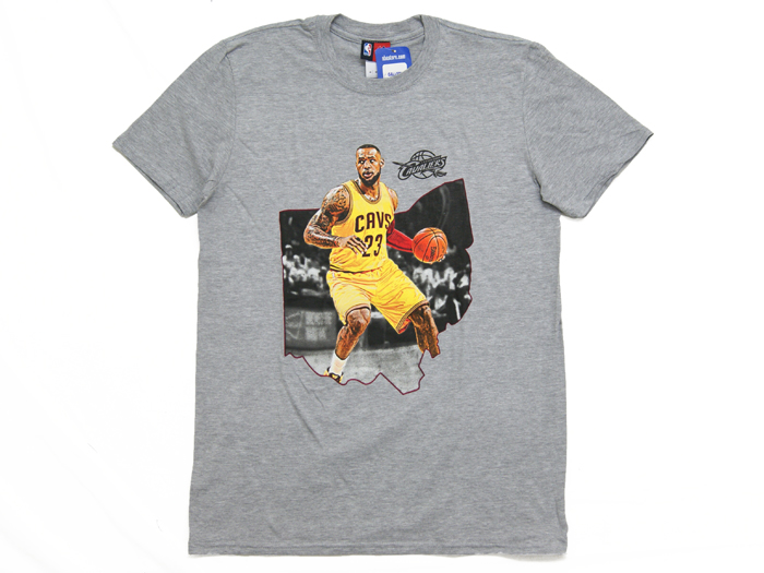 Majestic MJ Bigger Prize Player Tee【LeBron】