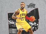 Majestic MJ Bigger Prize Player Tee【LeBron】(詳細画像)