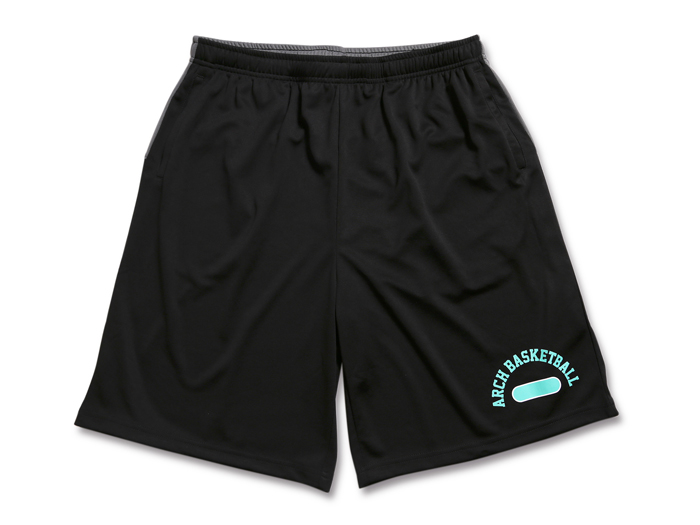 Arch work out shorts