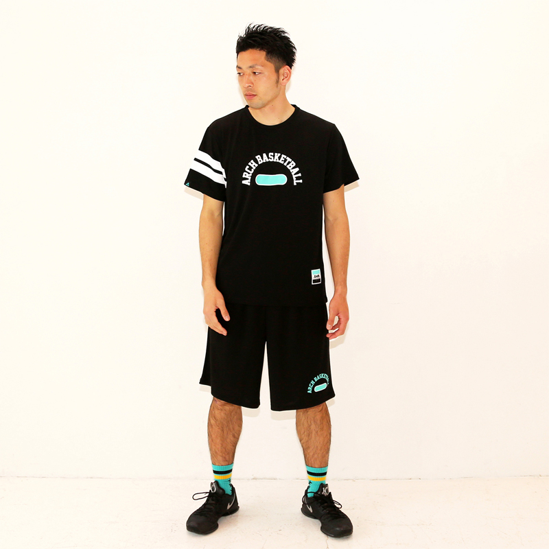 Arch work out tee[DRY](ワンポイント画像)