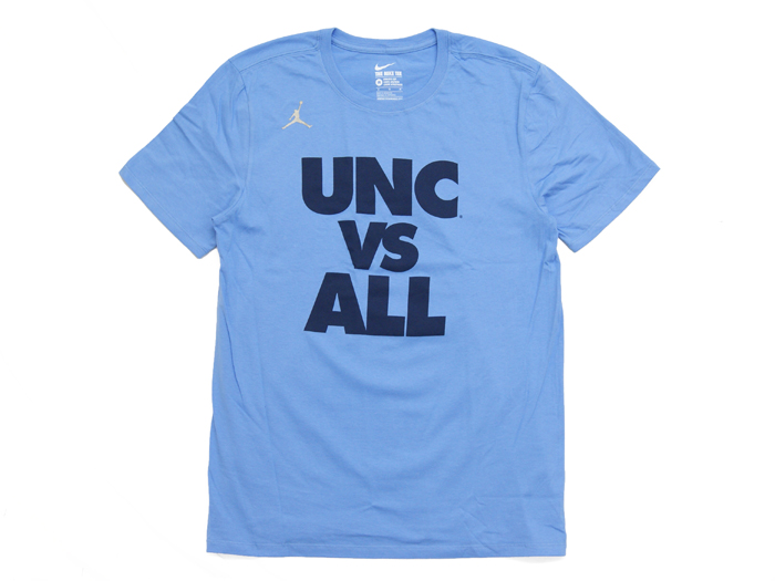 JORDAN 2016 NCAA VS ALL Tee【North Carolina】